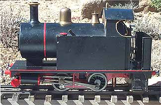 Locomotive of the Month